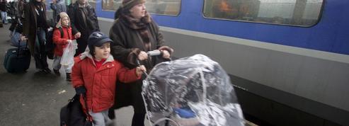 Un «Vélib» des poussettes pour voyager léger même avec des enfants