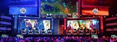 La France se veut pionnière de l'e-sport en Europe
