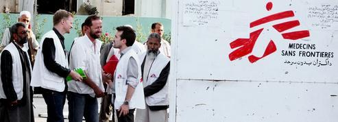 MSF s'incruste dans le bureau des patrons pour inciter les entreprises à donner