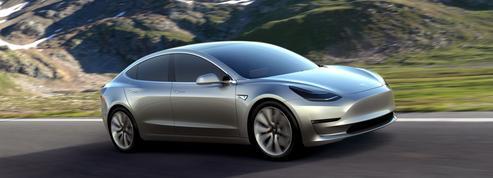 Avec le Model 3, Tesla veut démocratiser l'électrique