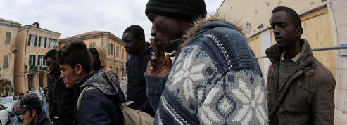 À Menton, les flux de migrants entre l'Italie et la France explosent à nouveau
