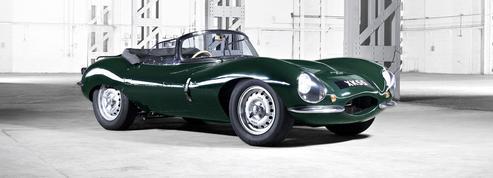 Jaguar réédite la XKSS
