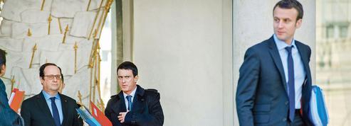 Macron se lance, la gauche se crispe