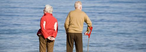 Le divorce touche de plus en plus de retraités