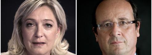 Marine Le Pen réclame la proportionnelle intégrale à Hollande