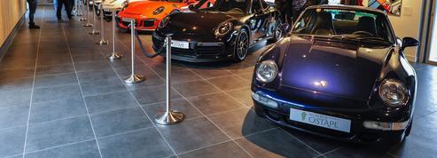 Un musée Porsche au pays Basque