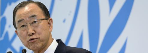 Recherche secrétaire général de l'ONU pour succéder à Ban Ki-Moon