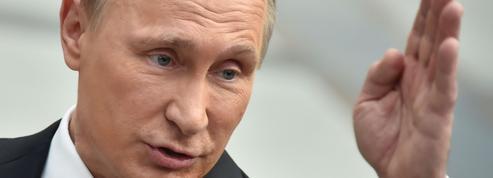 Poutine lâche sa rancœur sur le gouvernement ukrainien