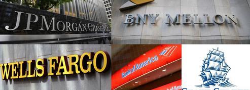 Les grandes banques américaines jugées mal préparées à un scénario catastrophe