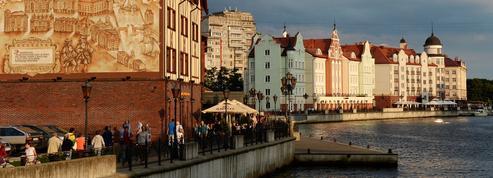 Kaliningrad, enclave russe dans l'Union européenne
