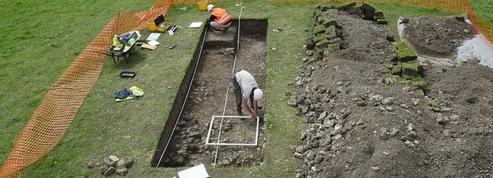 Un Anglais trouve par hasard les vestiges d'une villa romaine