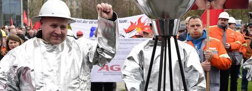 Allemagne : les négociations salariales dans l'impasse, IG Metall menace d'une grève
