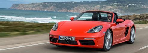 Porsche 718 Boxster : retour aux origines