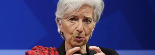 Christine Lagarde: «Pourquoi l'économie mondiale reste fragile»