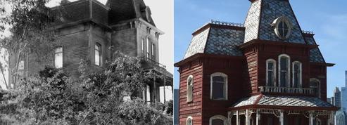 La maison hantée de Psychose sur le toit du Met de New York