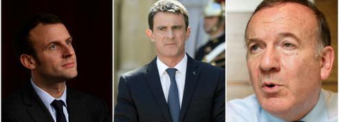 ISF, loi travail : Manuel Valls recadre Emmanuel Macron et Pierre Gattaz