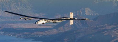 Solar Impulse 2 s'envole vers San Francisco