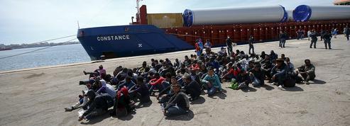 Les migrants ont repris la mer vers l'Italie