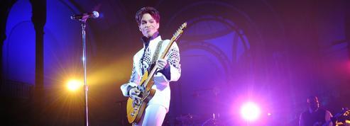 Prince, souvenir royal sous la nef du Grand Palais