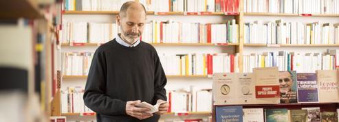 Christophe André: «Le libraire est aussi un thérapeute»