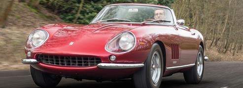 Ferrari 275 Spider NART, record en vue à Monaco