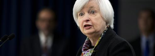 La Fed, prudente sur la conjoncture, maintient son taux