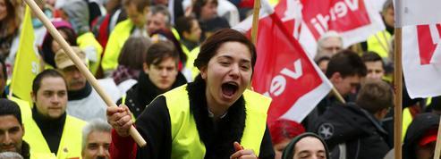 Allemagne: grèves en série pour décrocher des augmentations