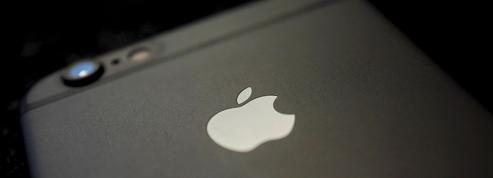 Apple souffre de la baisse des ventes de l'iPhone