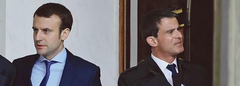 Valls resserre l'étau autour de Macron