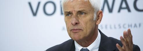 Matthias Müller: «Ensemble nous créerons un nouveau Volkswagen»