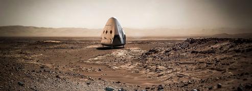 Les défis majeurs du programme martien de SpaceX