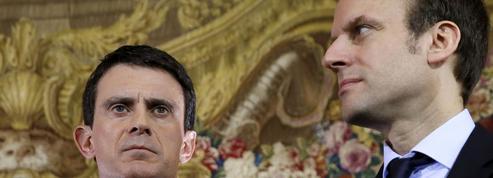 La petite pique de Valls sur Macron à l'autre bout du monde