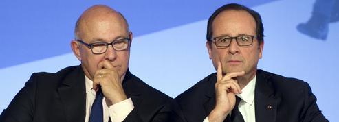 François Hollande songe à baisser les impôts en 2017