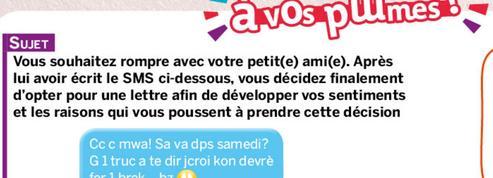 SMS, «punchlines», Claude François : bienvenue dans la réforme du collège