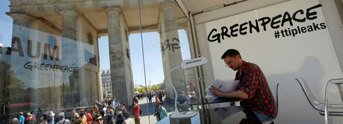 Traité transatlantique: les documents de Greenpeace sèment l'embarras