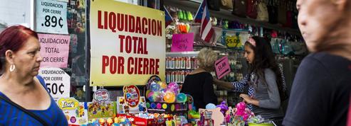 Porto Rico se rapproche encore un peu plus de la banqueroute