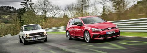 VW Golf GTI Clubsport S, la nouvelle star du Ring