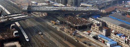 Les chemins de fer chinois deux fois plus endettés que la Grèce