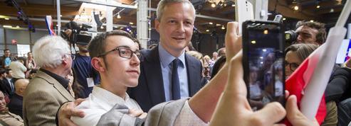 Comment les candidats à la présidentielle vont draguer les jeunes sur Snapchat