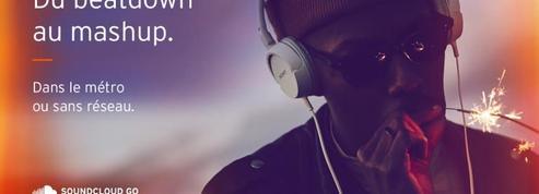 Soundcloud lance son offre de musique payante en France