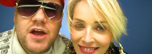 Sharon Stone fait du rap pour trouver des soupirants