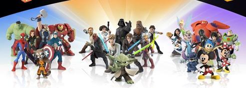 Disney met fin aux jouets vidéo Disney Infinity