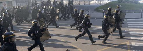 Loi travail : les forces de l'ordre s'attendent à de nouveaux cortèges violents