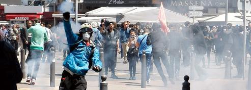 Les manifestations contre la loi travail, théâtre de nouvelles violences