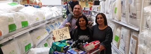 Des réfugiés syriens installés au Canada aident les sinistrés de Fort McMurray