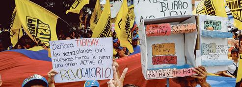 Venezuela: Maduro accuse la bourgeoisie de saboter le pays