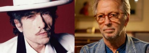 Bob Dylan et Eric Clapton, pour le plaisir