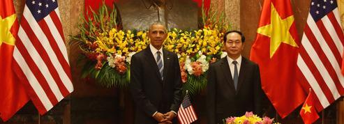 Les États-Unis lèvent l'embargo sur les ventes d'armes au Vietnam