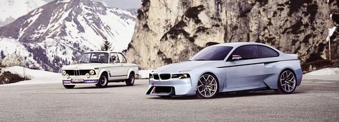 BMW 2002 Hommage, le futur antérieur