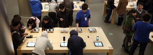 Des rumeurs sur l'iPhone 7 enflamment la Bourse de Taïwan